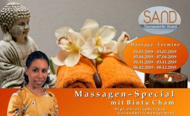 Bintu Cham - Massage Special