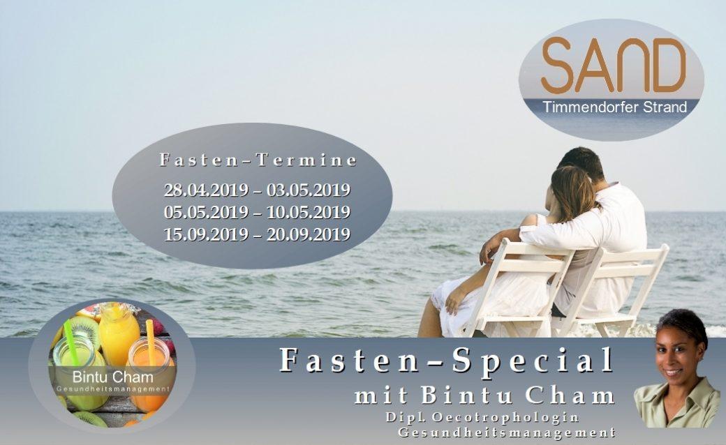 Bintu Cham - Aktiv Fasten Reisen