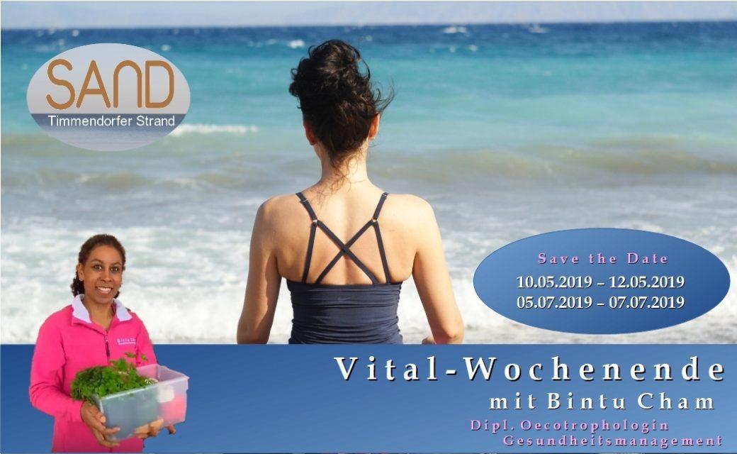 Bintu Cham - Vital Wochenenden in Timmendorfer Strand